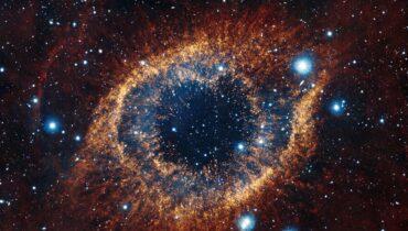 image of helix nubula