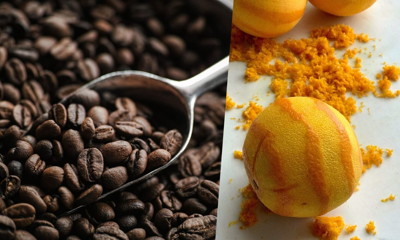 orange zest coffee article cover image