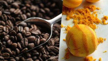 orange zest coffee article cover image