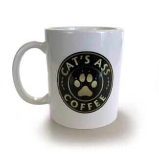 cat's ass coffee mug